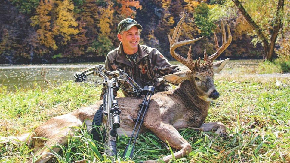 Kansas Whitetails: Targeting the 'Boone Buck'