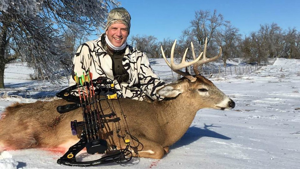 Hunting December Whitetails — Feast or Famine