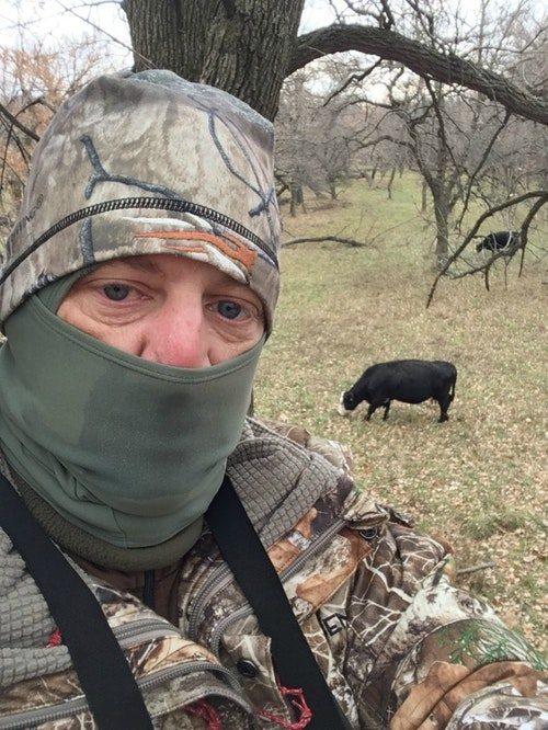 Keep your expectations in check during whitetail rut 2020; not everything will go according to plan. After sunrise a couple years ago, the author learned that the farmer who leases cattle grazing rights on a South Dakota river-bottom hadn't yet moved his herd off the property by early November.