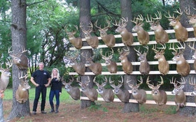 Whitetail Management on Small Properties for Big Results