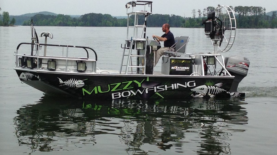Is Bowfishing in Your DNA?