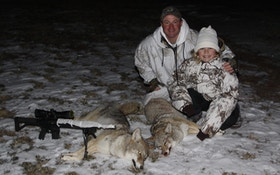 Unconventional tactics for late-winter coyotes