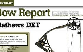 Bow Report: Mathews DXT