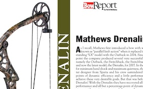 Bow Report: Mathews Drenalin