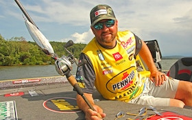 Bass Fishing Tips: How To Fish a Flutter Spoon in Summer