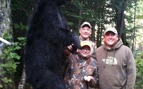 73-Year-Old Great-Grandmother Shoots Michigan Black Bear