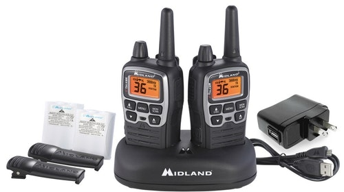 Midland X-Talker T71VP3 Two Way Radio