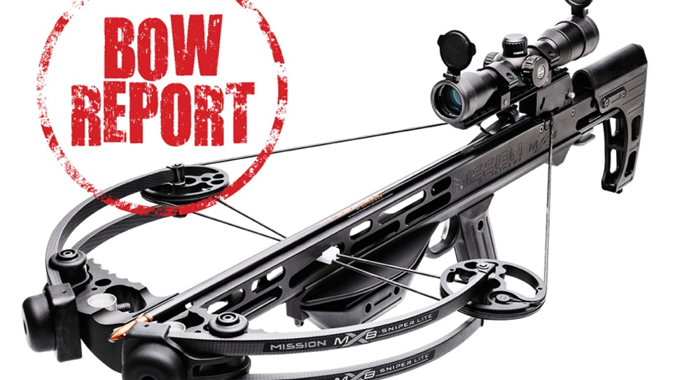Bow Report: Mission MXB-Sniper Lite