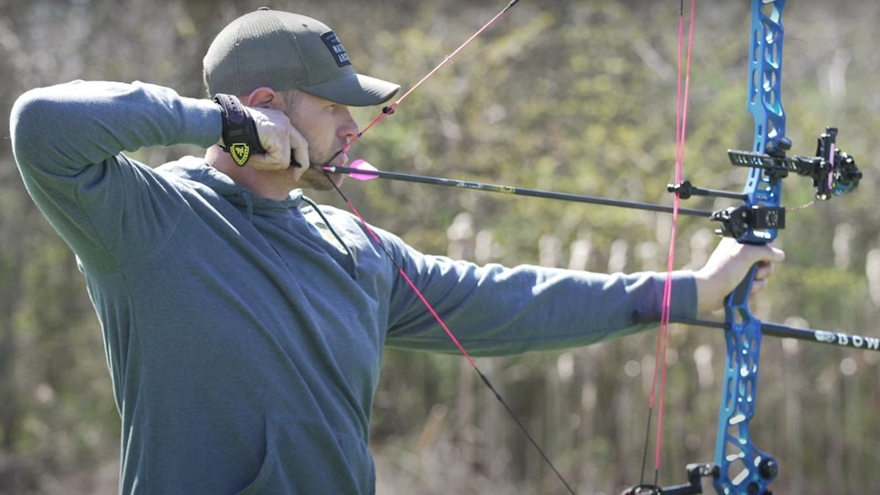 Video: Tips for Beating Target Panic From Levi Morgan (Part 2 of 4)