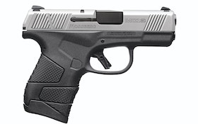 Mossberg Releases MC1sc Stainless Two-Tone Pistols