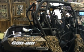 Mossy Oak Partners With Can-Am