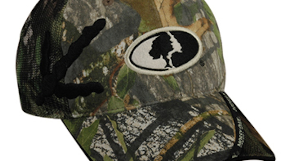 Mossy Oak Partners With Outdoor Cap