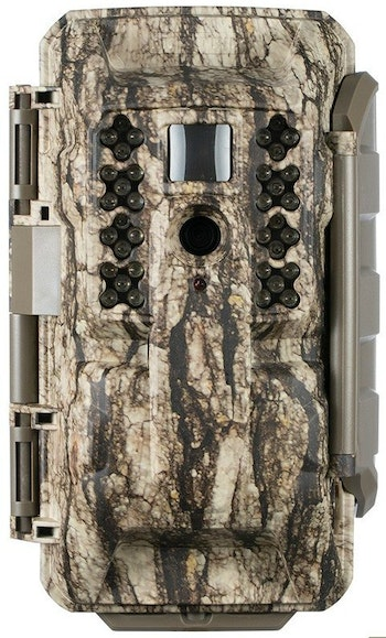 Moultrie Mobile XV-7000i and XA-7000i wireless game cameras look identical. The only difference is the cell provider; XV uses Verizon, and XA uses AT&T.