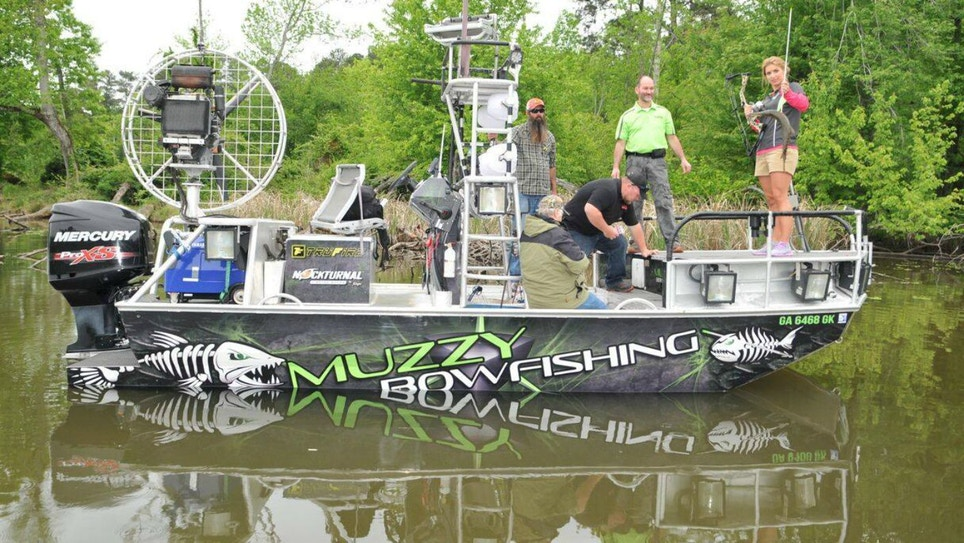 2019 Muzzy Bowfishing Classic Breaks Records