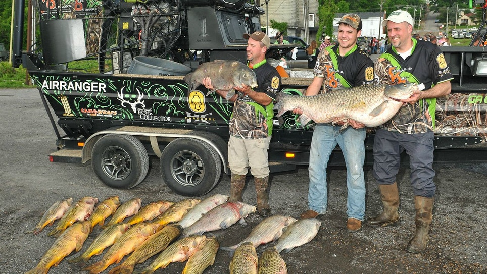 Dates Set for 2019 Muzzy Classic Bowfishing Tournament