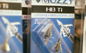 First Look: Muzzy Hybrid Broadhead — The New Titanium Trocar HB-Ti