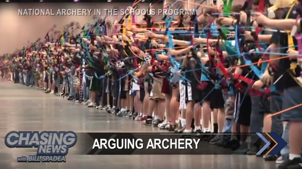 Video: National Archery in the Schools Program Under Fire in New York
