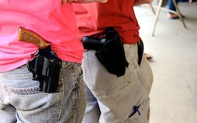 Texas Governor-Elect Says He Will Sign Open Carry