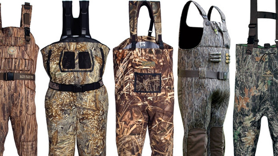 2009 Duck Hunting Waders