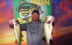 Salvucci Wins WON Bass U.S. Open