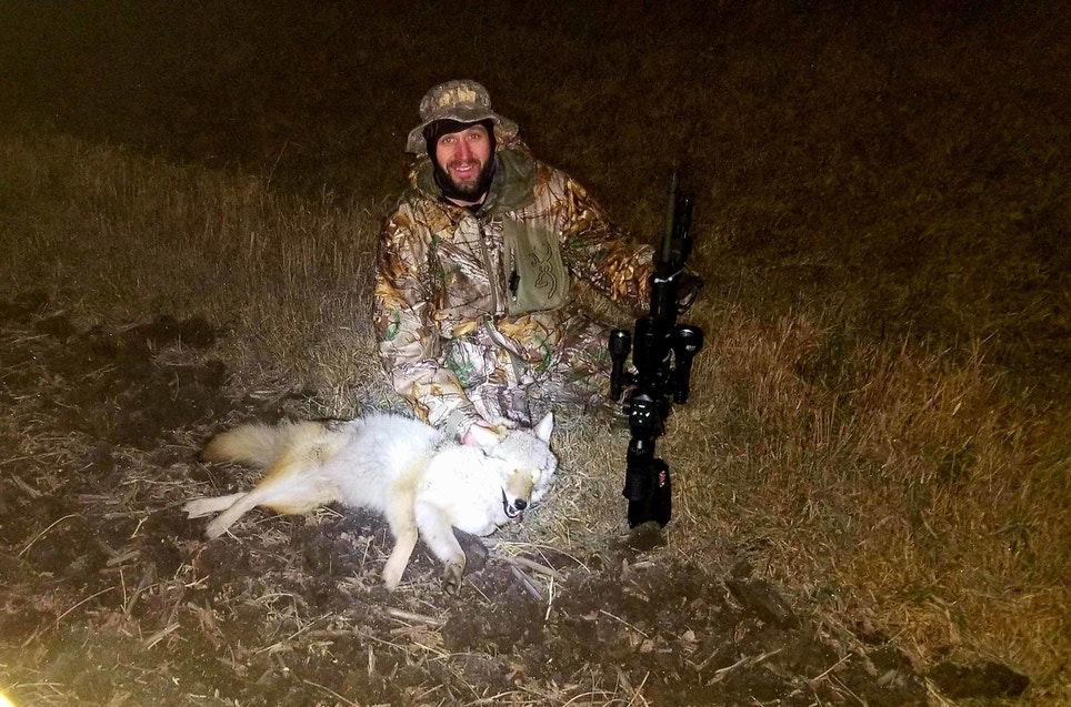 Kansas Coyote Hunters Take Back the Night