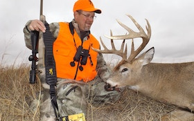 Deer Dilemma: Shoot The Whitetail Or The Muley?