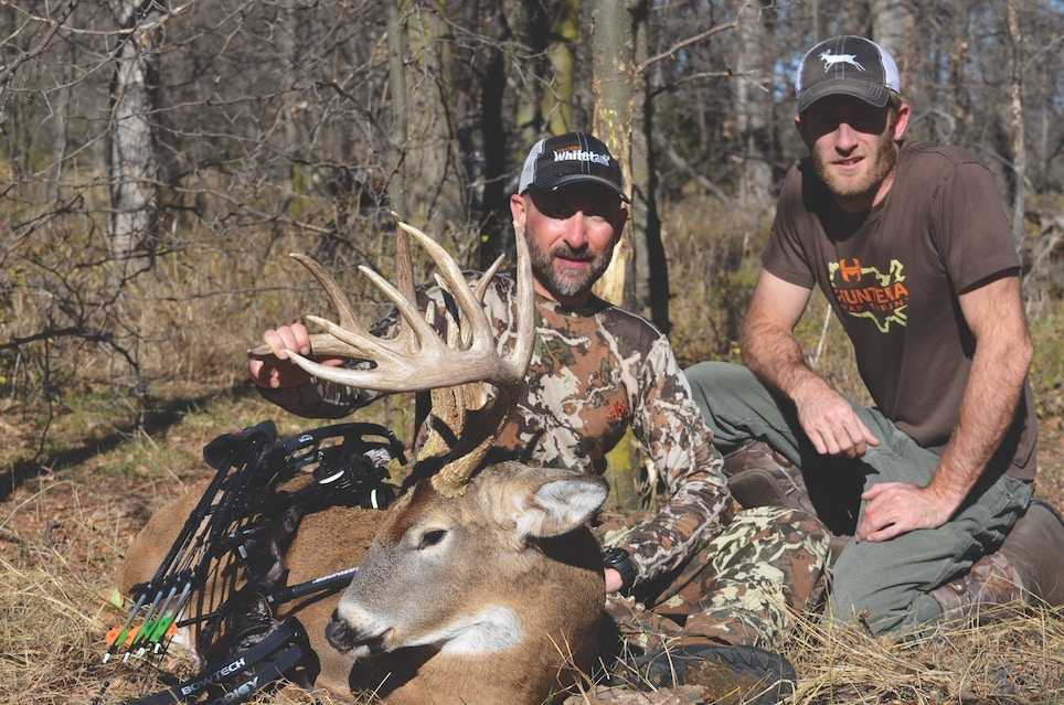 The 11th Hour Kansas Buck: 50 Hours and a Fruitless Rut Until This Happened