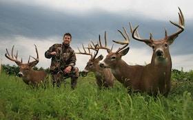 Expert tips for hunting mature bucks
