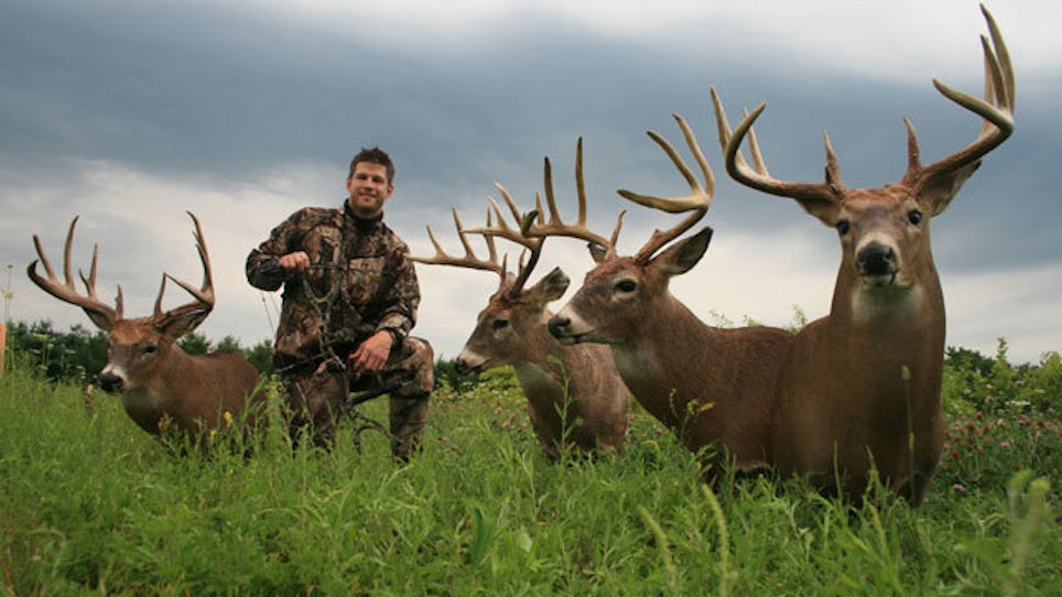 Expert tips for hunting mature bucks