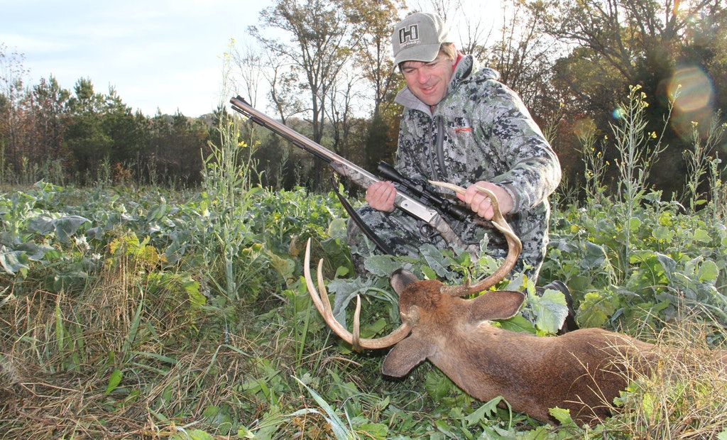 Why Small Food Plots Can Lead To Big Bucks