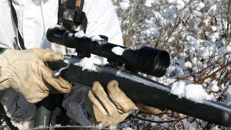 Keep Your Riflescope Working In Extreme Cold