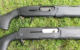 Shotguns: Browning Maxus vs. Browning A5