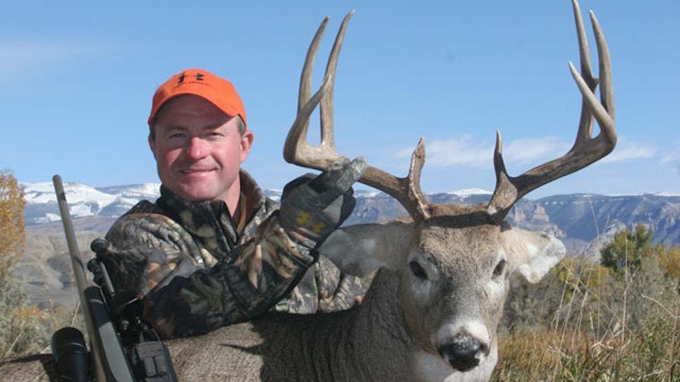 Mountain Deer Hunting, Western Style