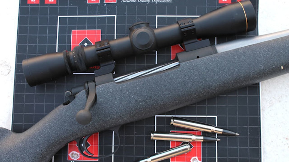 Rifle Review: Forbes Rifle Model 24B | Grand View Outdoors