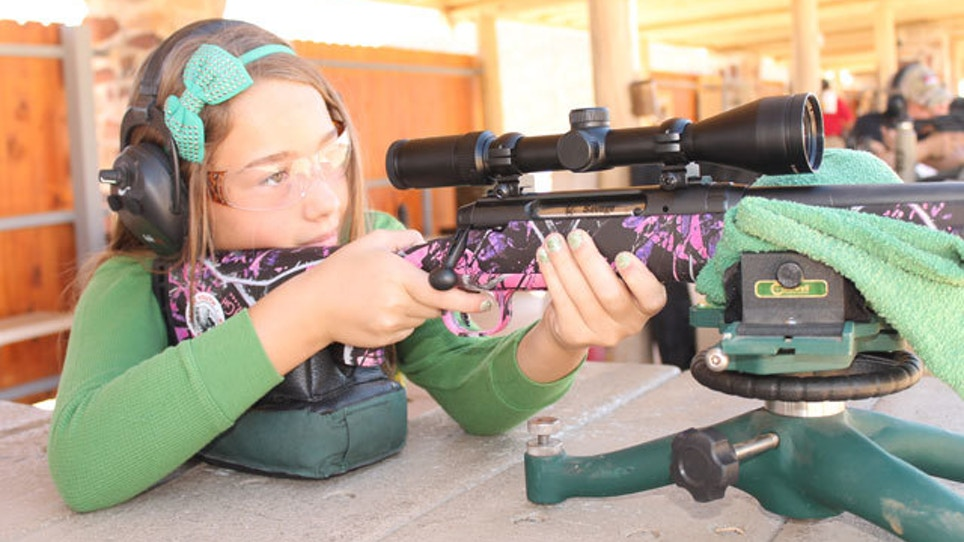 Rifle Review: Savage Axis II Youth Muddy Girl | Grand View Outdoors
