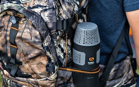 First Look: ScentLok OZ Radial 400B Portable Ozone Generator