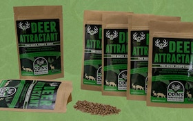 First Look: Odin's Innovations Deer Attractant