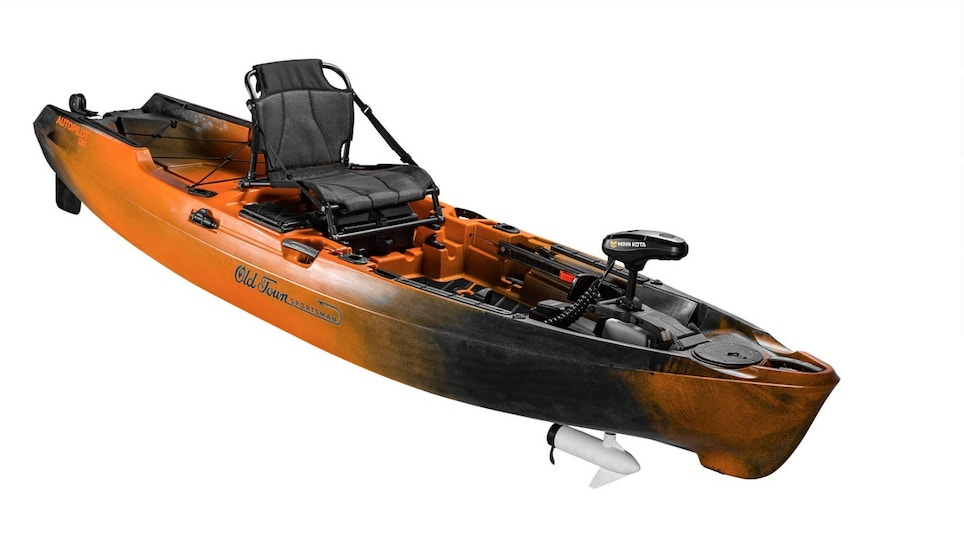 Old Town Sportsman Autopilot Wins ICAST 2020 'Best of Show' Award
