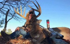 Public Land Produces Potential Record Buck
