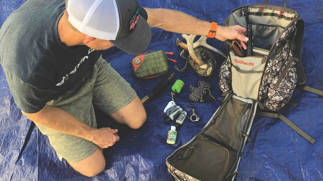 How to Organize a Treestand Pack