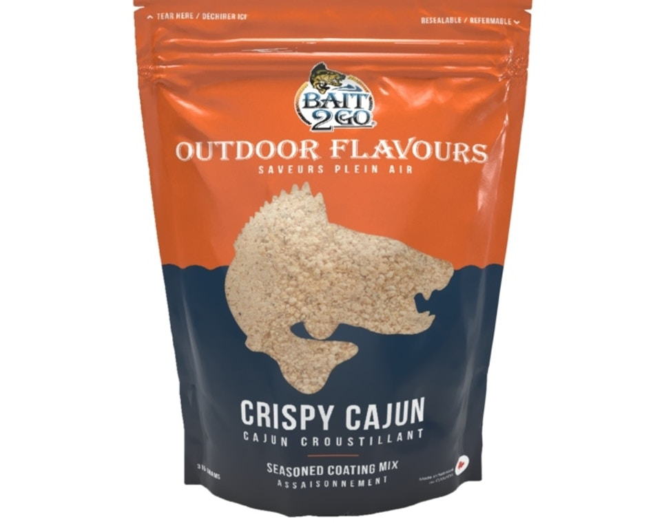 Outdoor Flavours Fish Batter Mixes