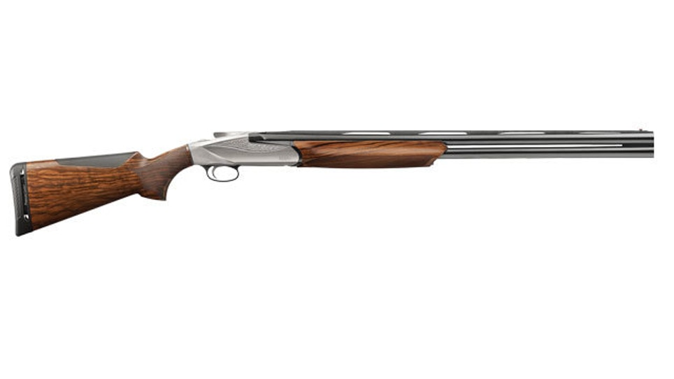 First Look At Benelli's First Over/Under: The Benelli 828U