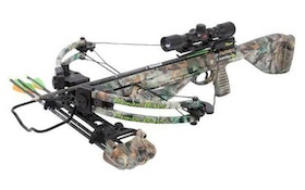 Parker Thunder Hawk crossbow review