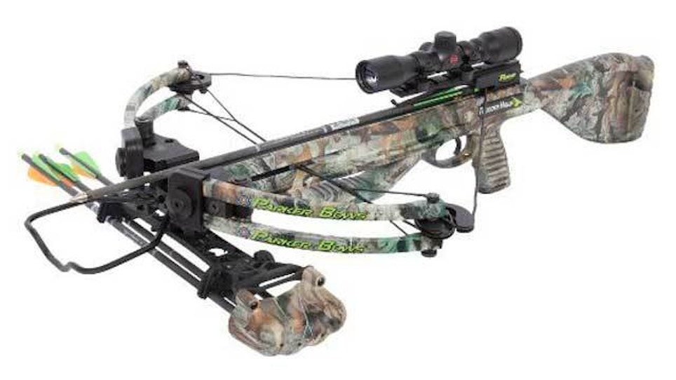 Parker Thunder Hawk crossbow review | Grand View Outdoors