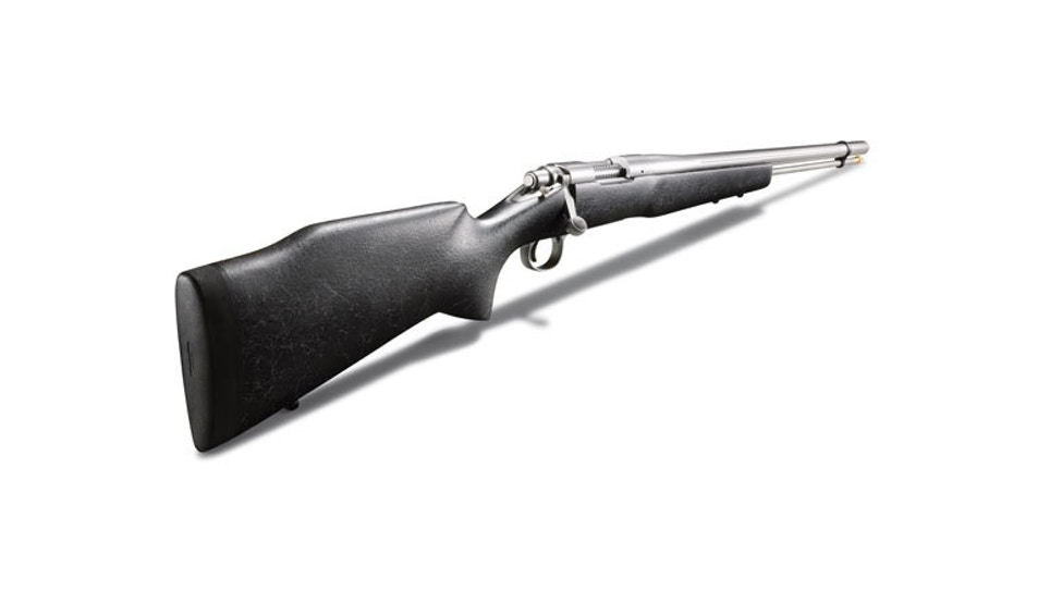 Rifle Review: Remington 700 Ultimate Muzzleloader
