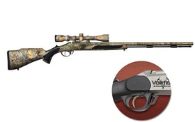 Muzzleloader Review: Traditions Vortek LDR