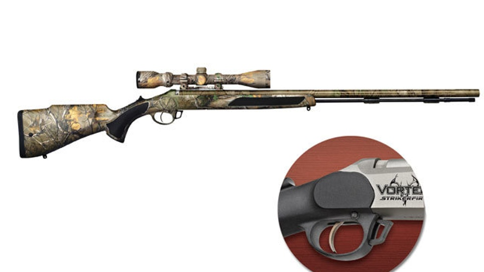 Muzzleloader Review: Traditions Vortek LDR | Grand View Outdoors