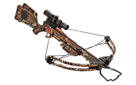 Crossbow Review: Wicked Ridge Warrior HL
