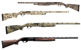 Best Waterfowl Shotguns From SHOT Show 2015