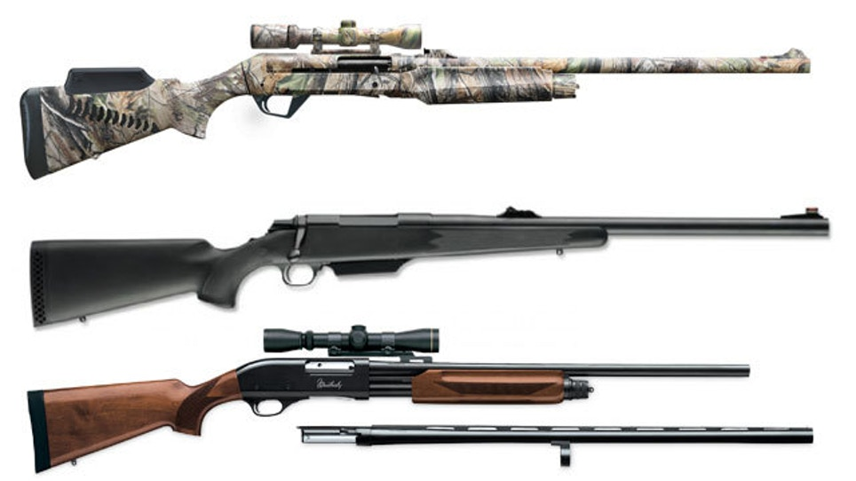 Top 10 Slug Guns For Deer Hunting | Grand View Outdoors